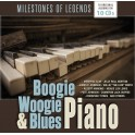 Milestones of Legends / Boogie Woogie & Blues Piano
