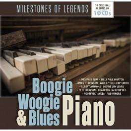 Milestones of Legends / Boogie Woogie & Blues Piano