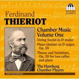 Thieriot, Ferdinand : Musique de chambre - Vol.1