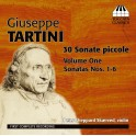 Tartini : 30 Sonate piccole - Sonates n°1 à 6 - Vol.1