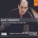 Tabakov : Intégrale des Symphonies - Vol.2