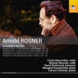 Rosner, Arnold : Musique de Chambre