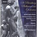 Khatchatourian - Ravel : Spartacus & Gayane -Daphnis et Chloé