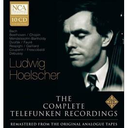 L'Intégrale des enregistrements Telefunken de Ludwig Hoelscher