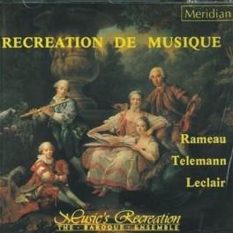 Récréation de Musique