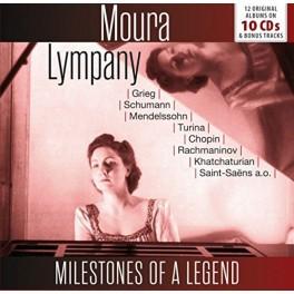 Milestones of A Legend / Moura Lympany