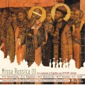 Missa Russica - Le concert vocal russe au 18ème siècle