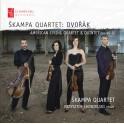 "Dvorak : Quatuor & Quintette ""Américain"""