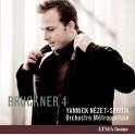 Bruckner : Symphonie n°4 / Yannick Nézet-Séguin