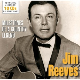 15 Original Albums / Jim Reeves