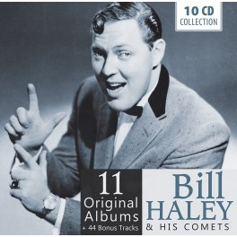 11 Original Albums & Bonus Tracks / Bill Haley