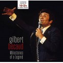 Milestones of A Legend / Gilbert Bécaud
