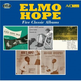 Five Classic Albums / Elmo Hope