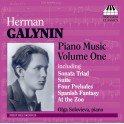 Galynin, Herman : Musique pour piano Volume 1