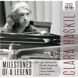 Milestones of A Legend / Clara Haskil