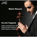 Paganini : Concertos pour violon n°2 et n°4