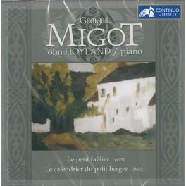Migot : Le Petit Fablier, Le Calendrier du petit berger