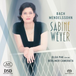 Bach - Mendelssohn : Concertos pour piano