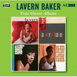 Four Classic Albums / LaVern Baker