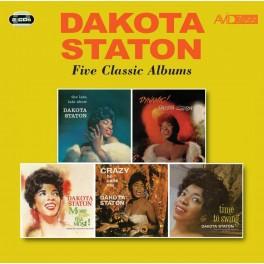 Five Classic Albums / Dakota Staton