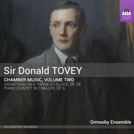 Tovey, Sir Donald : Musique de Chambre Volume 2