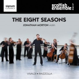 Vivaldi - Piazzolla : Les Huit Saisons