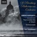 Rimsky-Korsakov : La Légende de la ville invisible de Kitège & Shéhérazade
