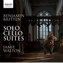 Britten, Benjamin : Suites pour violoncelle seul / Jamie Walton