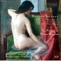 Strauss, Richard : Quatuor avec piano, Sonate pour violon et Sonate pour violoncelle