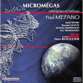 Mefano, Paul : Micromégas