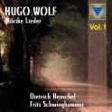 Wolf : Mörike Lieder
