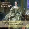 Musique à l'époque de Louis XV