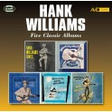 Five Classic Albums / Hank Williams