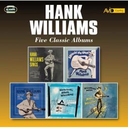 Five Classic Albums / Hank Williams