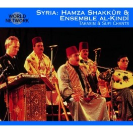 Syrie - Takasim & Sufic Chants