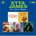 Five Classic Albums / Etta James