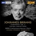 Brahms : Symphonie n°2 / Jukka-Pekka Saraste