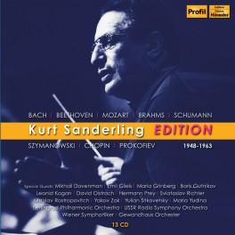 Kurt Sanderling & les Solistes Édition 1948-1963