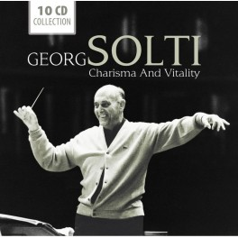 Charisma and Vitality / Georg Solti