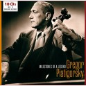 Milestones Of A Legend / Gregor Piatigorsky