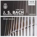Bach : Oeuvres pour orgue / Helmut Walcha