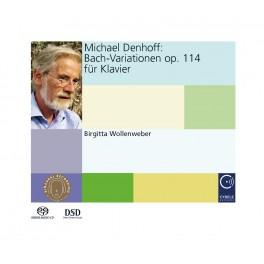 Denhoff, Michael : Bach Variations Op.114