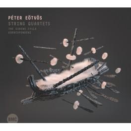 Eötvös, Peter : Quatuors à cordes