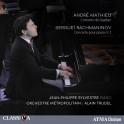 Mathieu - Rachmaninoff : Concerto de Québec, Concerto pour piano n°2