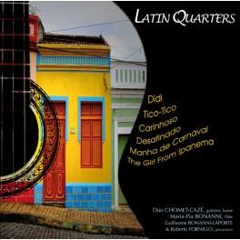 Latin Quarters - Hommage à Almeida