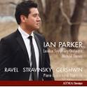 Ravel - Stravinsky - Gershwin : Concertos pour piano et Capriccio