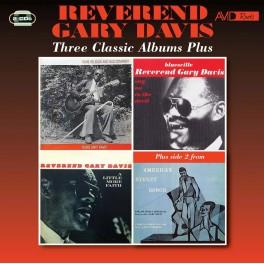 Three Classic Albums Plus / Reverend Gary Davis