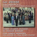 Weiner : Concertino pour piano et orchestre