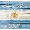 Piazzolla - Ginastera : Les Quatre Saisons & Estancia, Transcriptions originales pour 2 clavecins