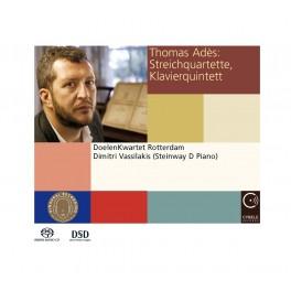 Adès, Thomas : Quatuors à cordes & Quintette